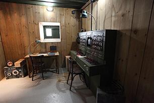 Le Musée du Radar 1944 de Douvres
