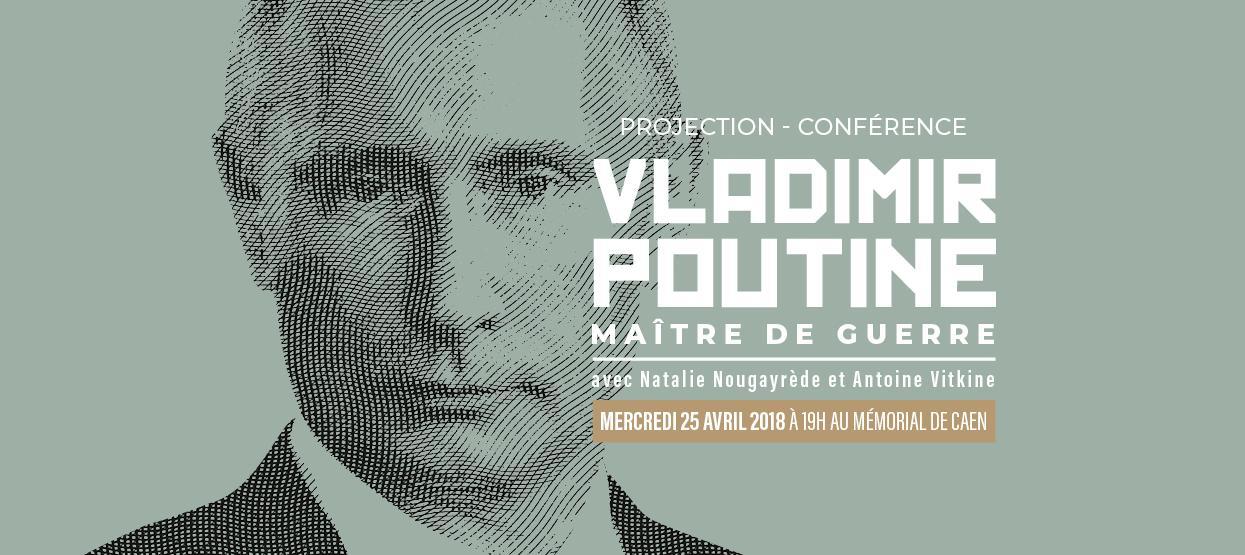Vladimir Poutine, maître de guerre