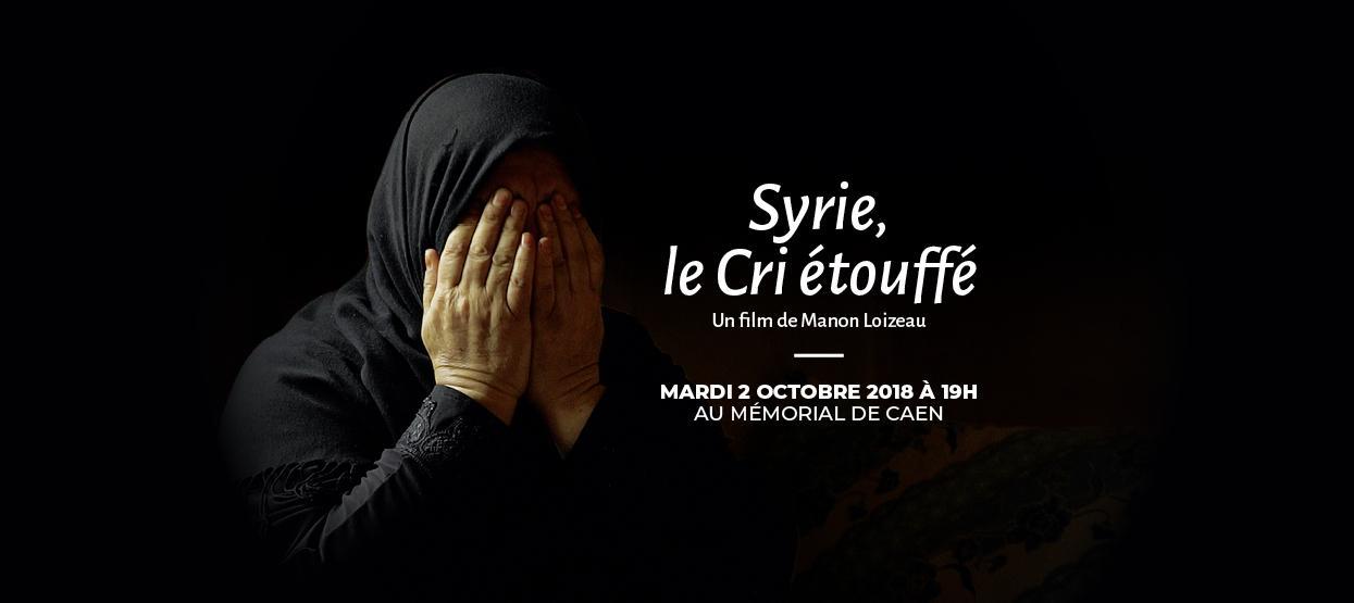 Mardi 2 octobre 2018à 19hau Mémorial de Caen