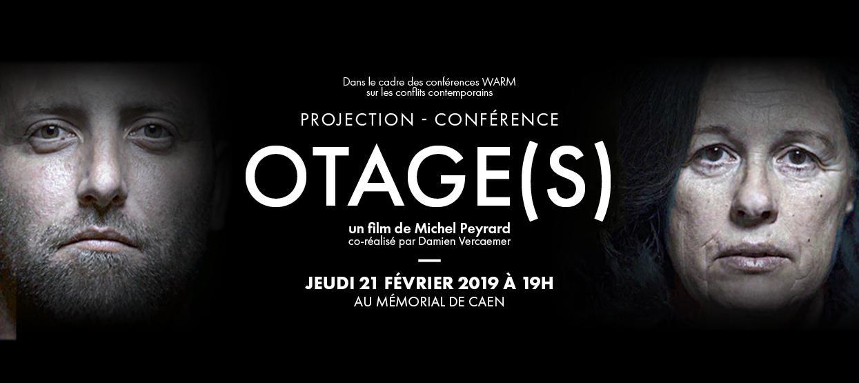 Jeudi 21 février 2019à 19hau Mémorial de Caen