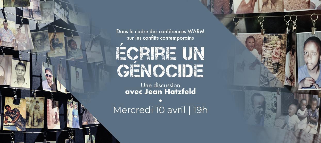 Mercredi 10 avril 2019à 19hau Mémorial de Caen