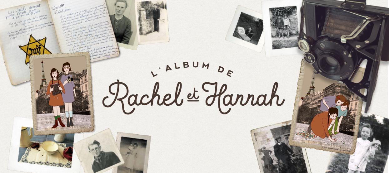 L'Album de Rachel et Hannah