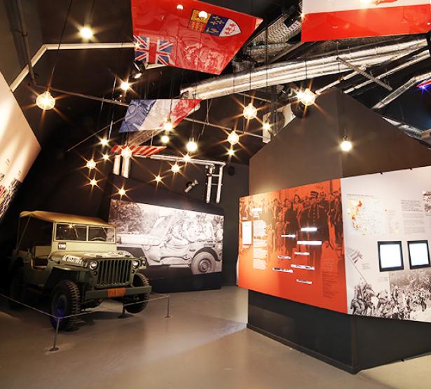 Le Bastogne War Museum