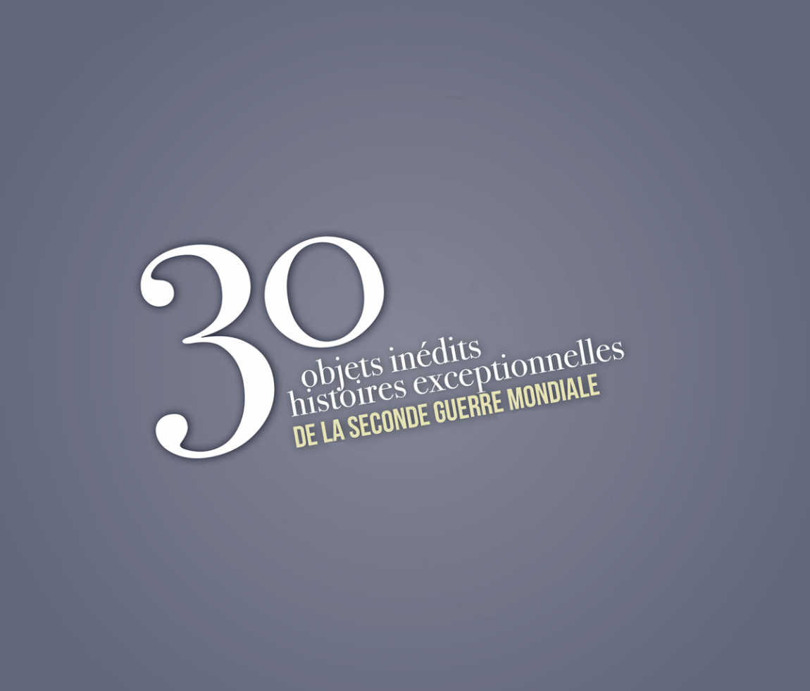 30 objets, 30 histoires