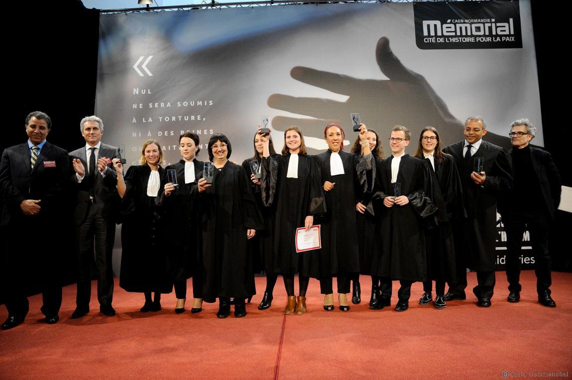 Concours de Plaidoiries des avocats 2016