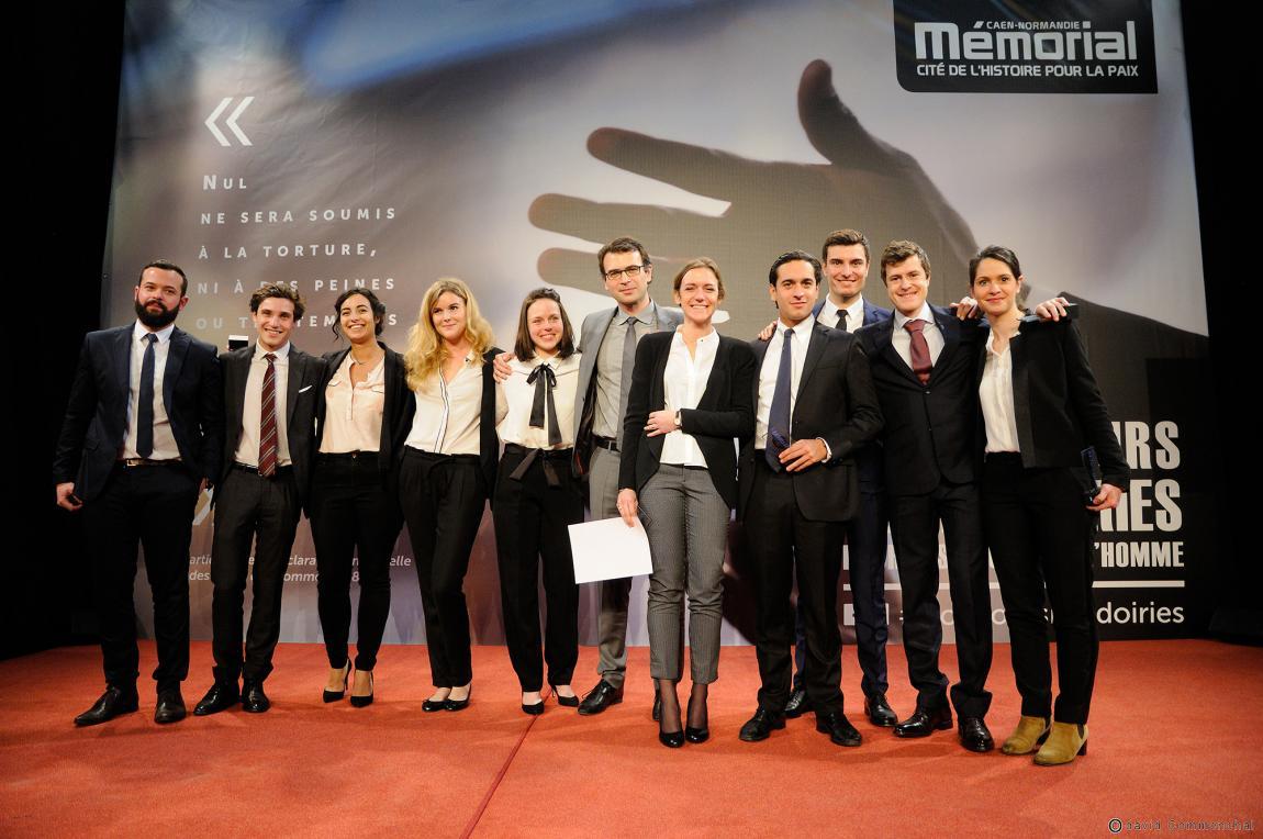 Concours de Plaidoiries des élèves avocats 2016