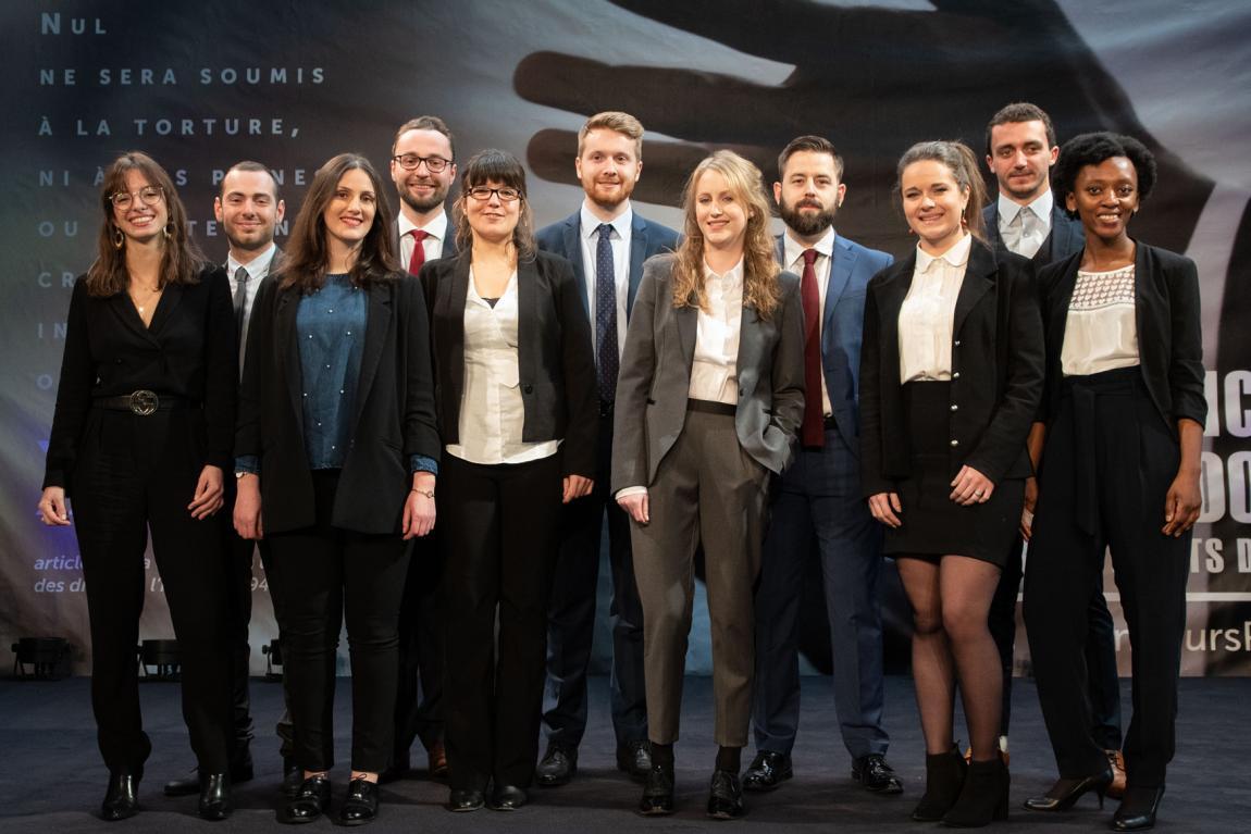 Finale élèves avocats