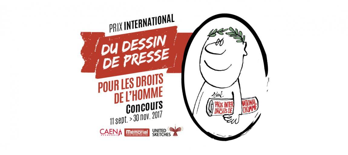 Prix international du dessin de presse pour les droits de l'homme