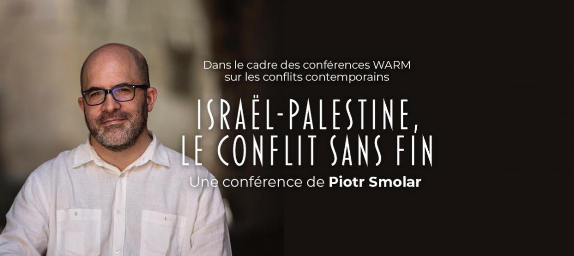Conférence WARM :