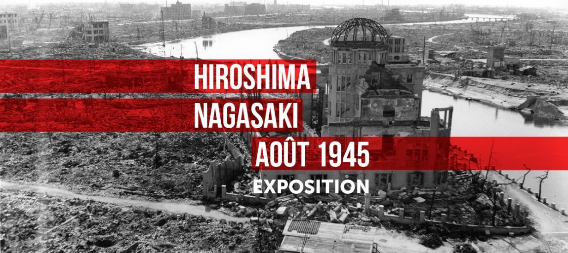 Hiroshima, Nagasaki, août 1945