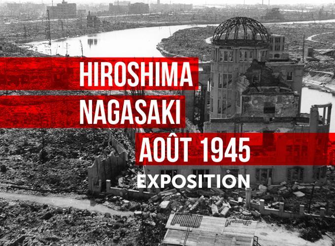 Hiroshima-Nagasaki, août 1945