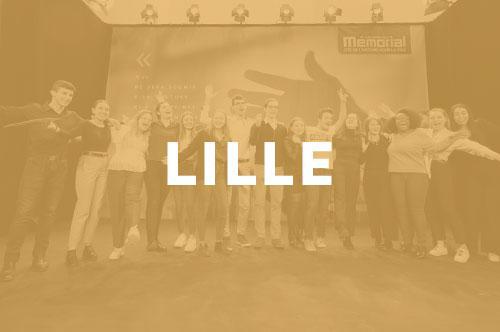 Les sélections de Lille