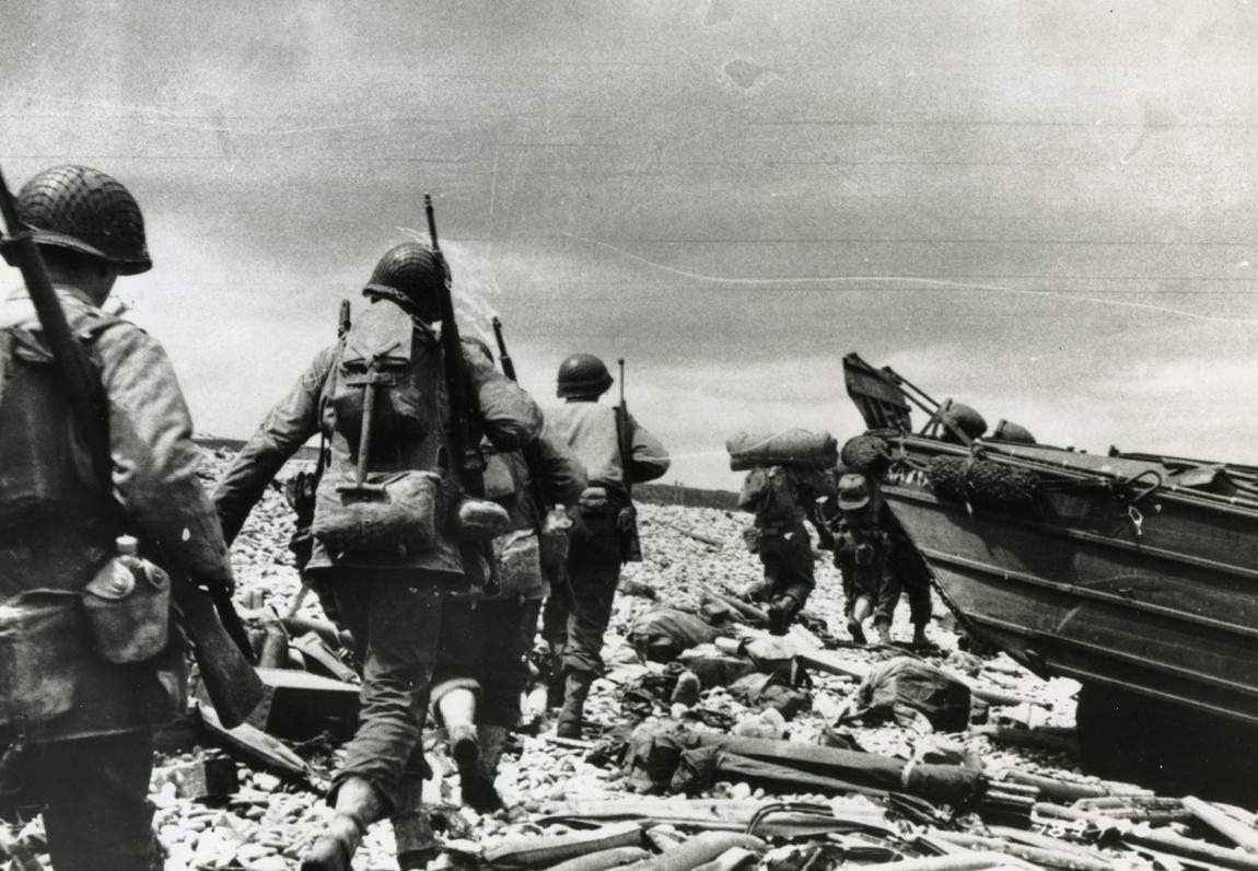 Le Debarquement Memorial De Caen